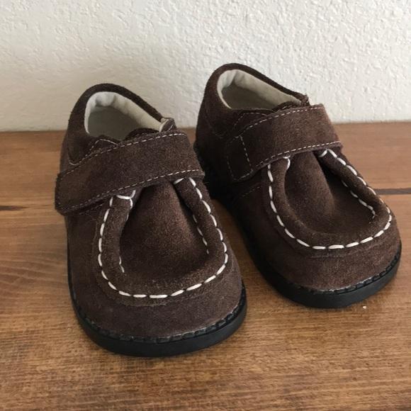 See Kai Run Baby Boy Dress Shoes Nwot